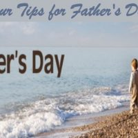 Top Four Tips for Father's Day from a Christian Actor, Singer, Author & Pastor
