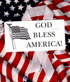 God Bless America image