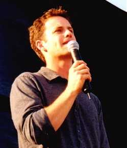 Photo of Kirk Cameron by Kathryn Darden
