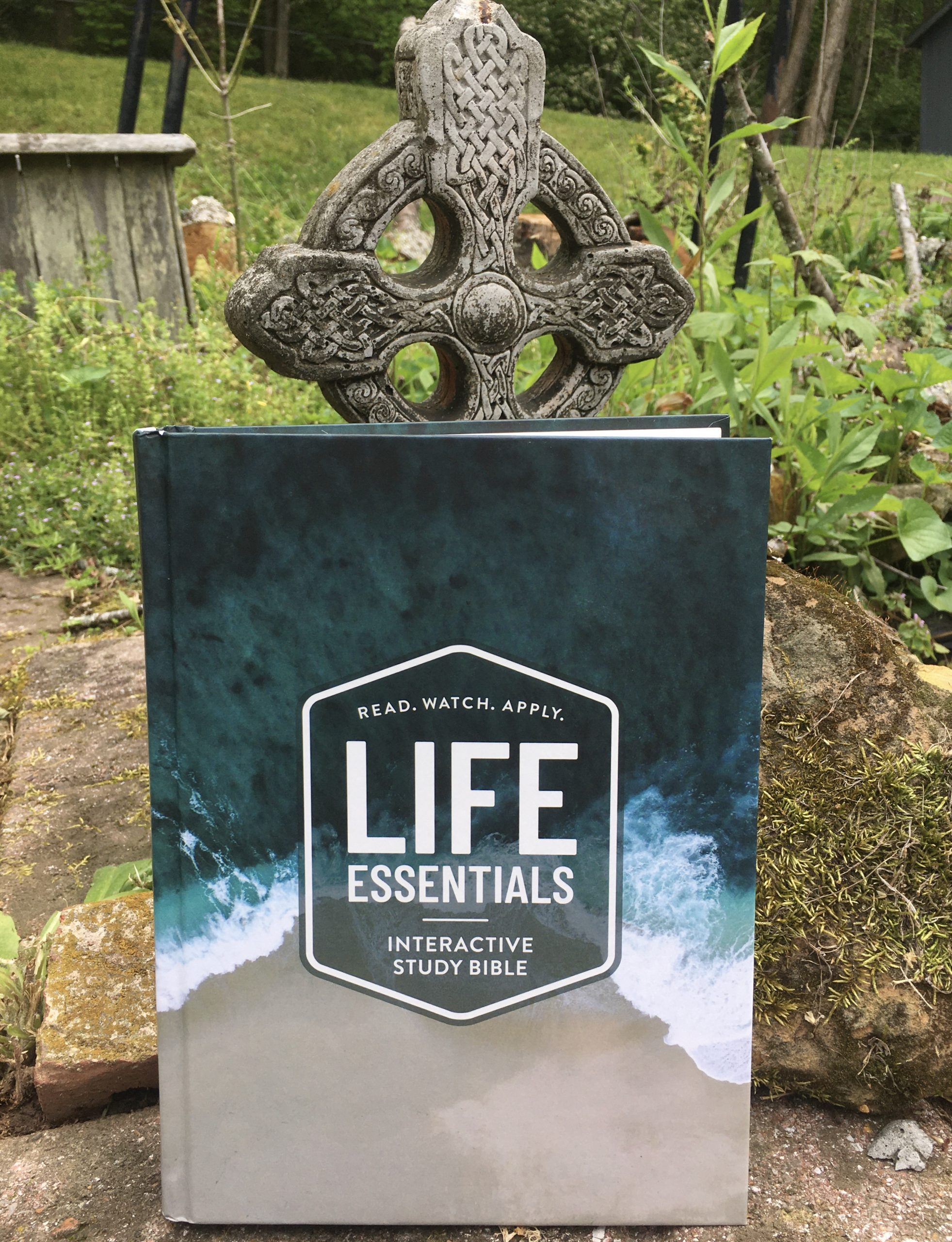 Photo of Life Essentials Interactive Study Bible (c) Kathryn Darden