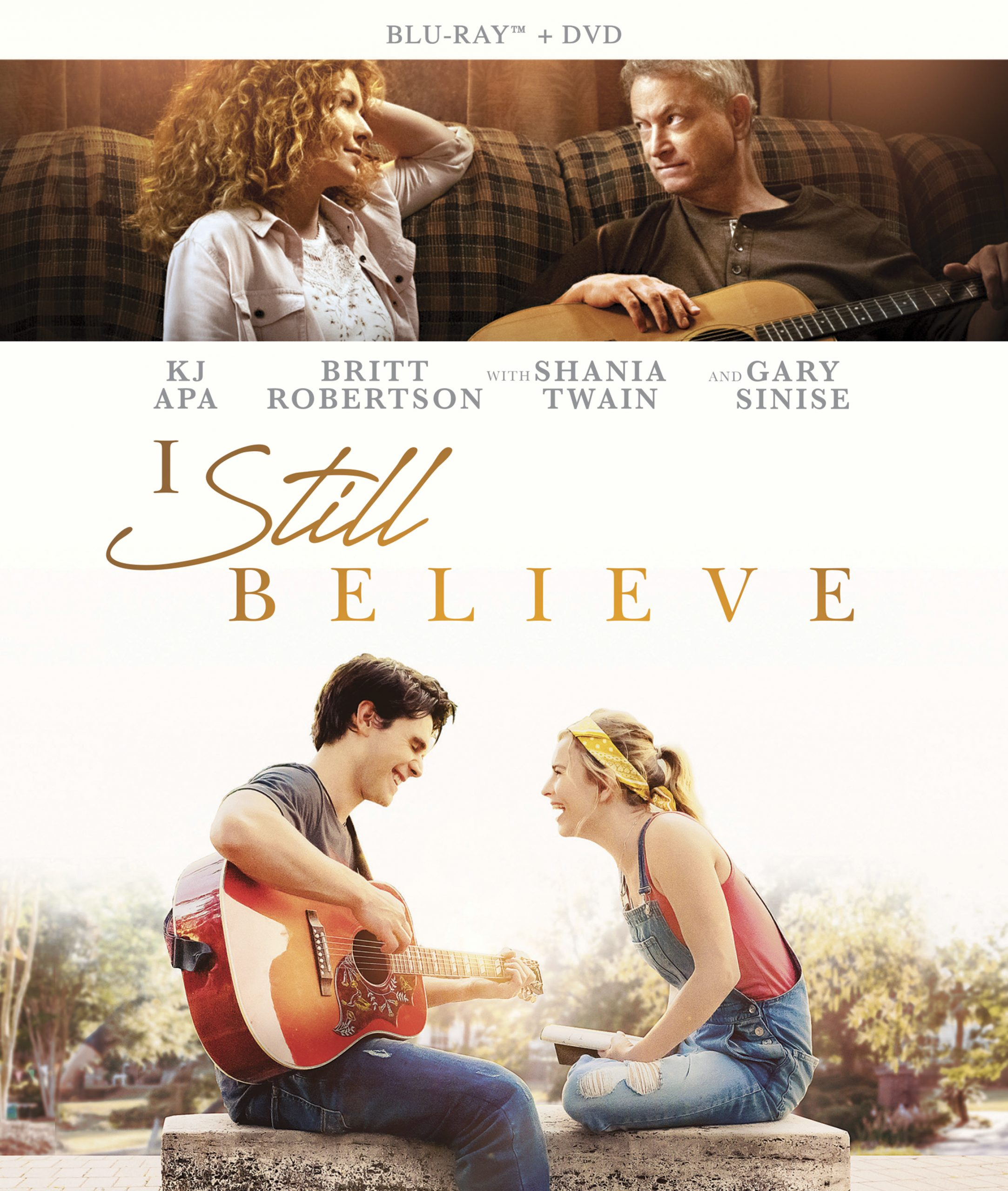 """I Still Believe,"" the Jeremy Camp story"