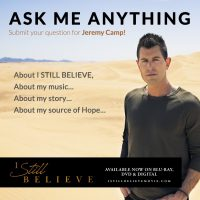 Contest: Exclusive Q&A with Jeremy Camp