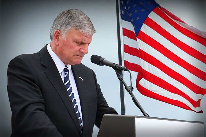 Franklin Graham, prayer, USA