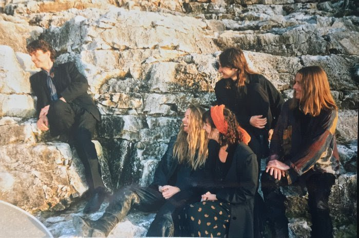 Celtic band Iona, 1993