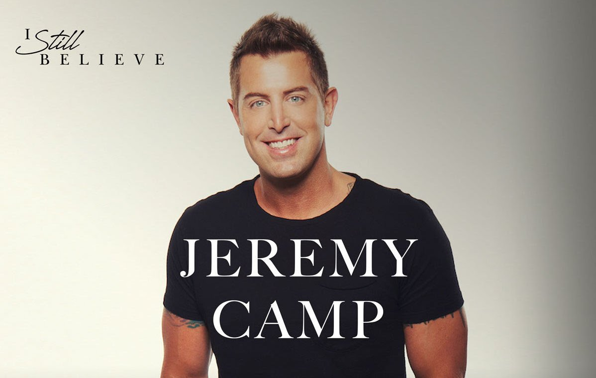 Photo of Christian artist Jeremy Camp