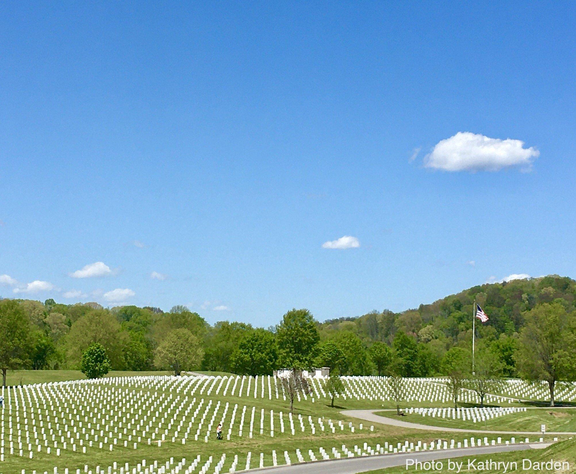Veterans Cemetery McCrory Lane, Pegram, TN