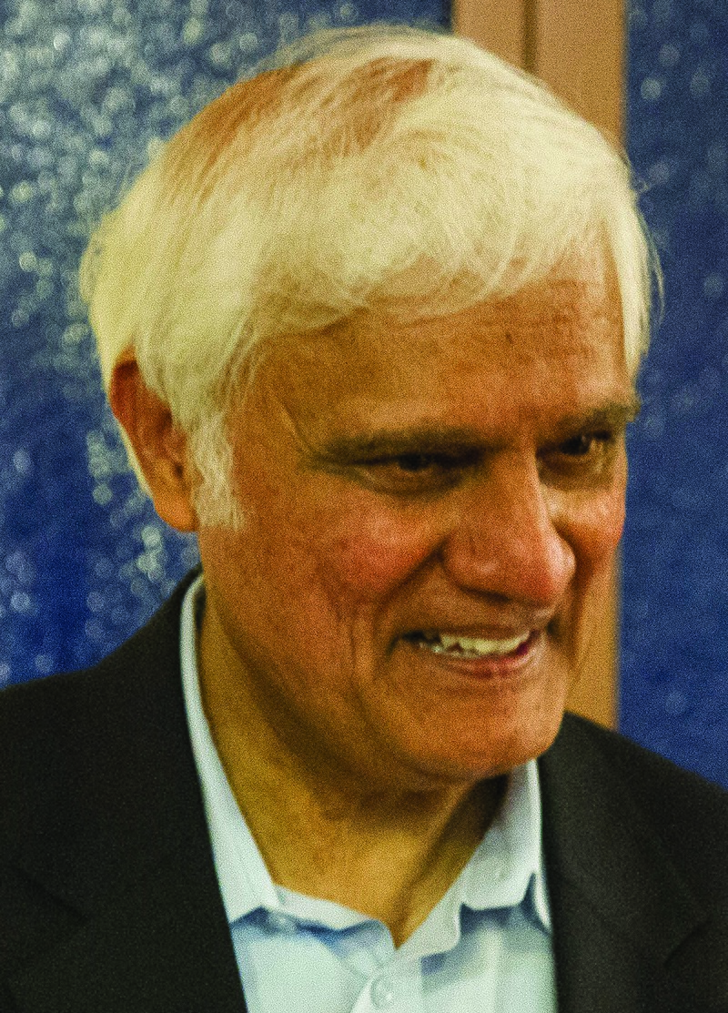 Ravi Zacharias obituary
