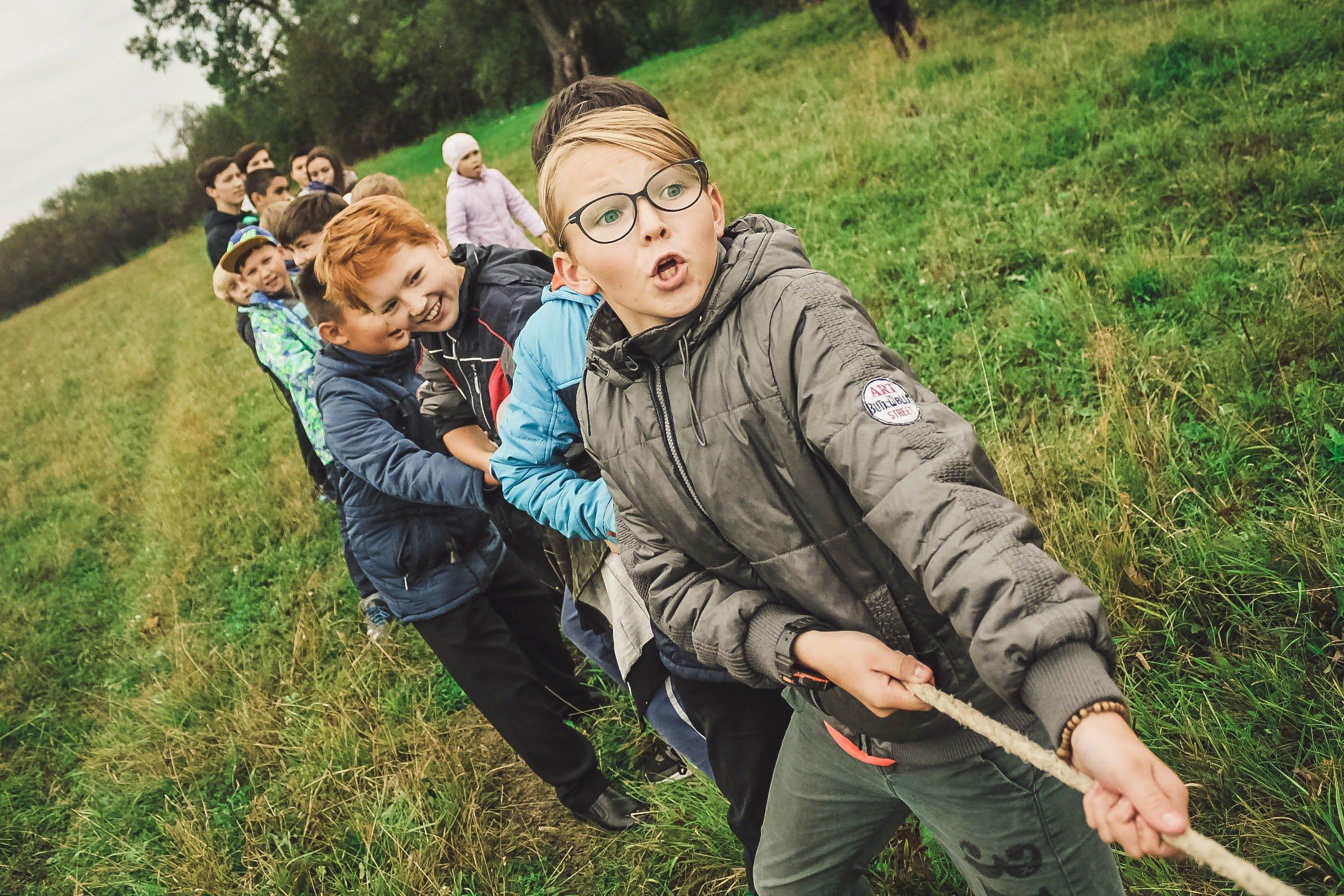 Photo of students by Anna Samoylova on Unsplash