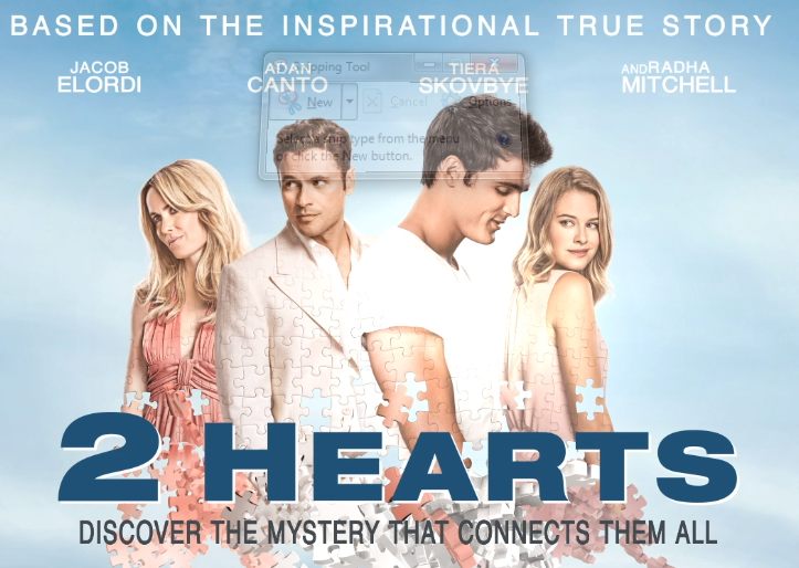 2 Hearts movie