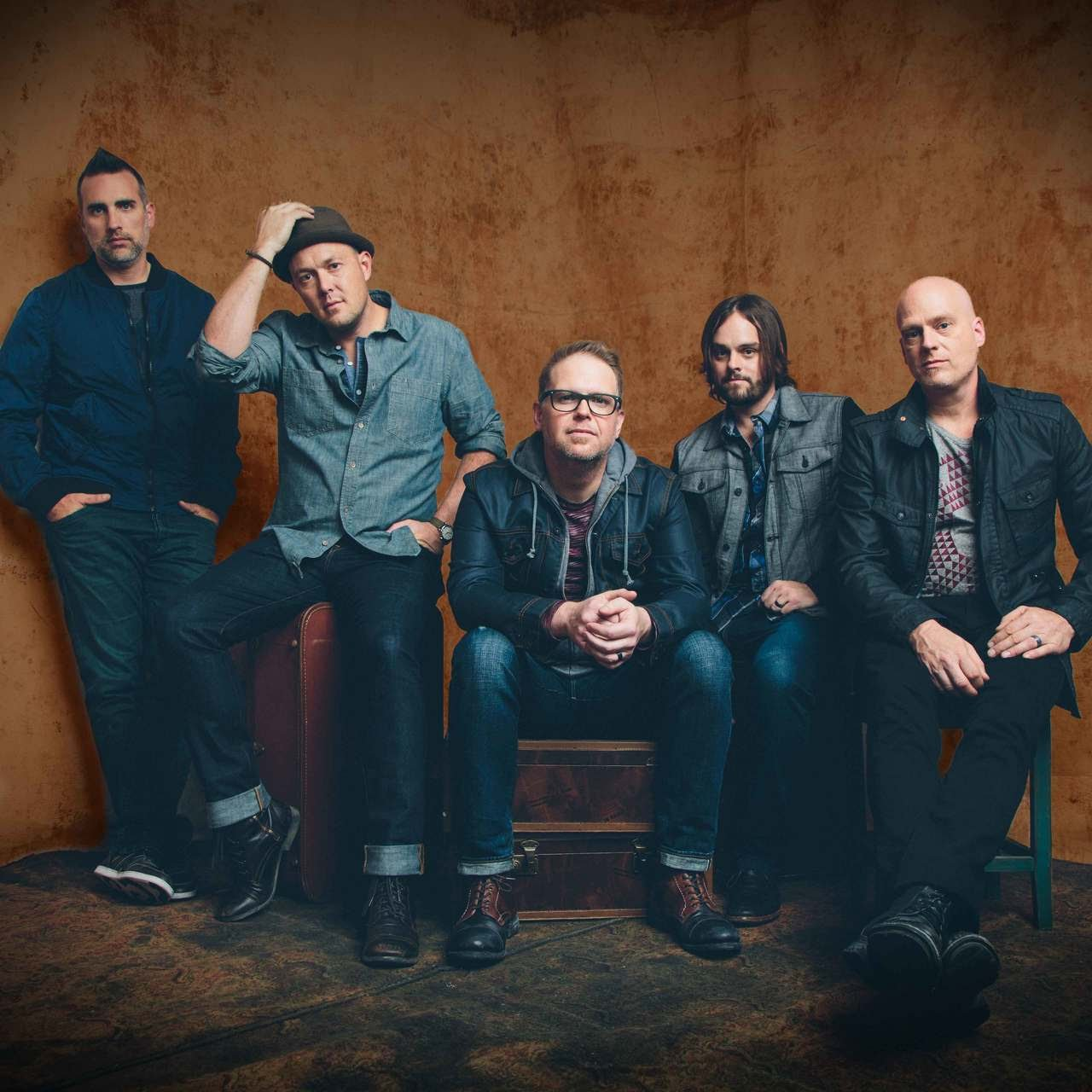 MercyMe band photo