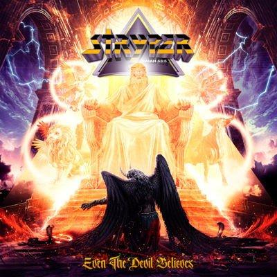 Stryper album cover