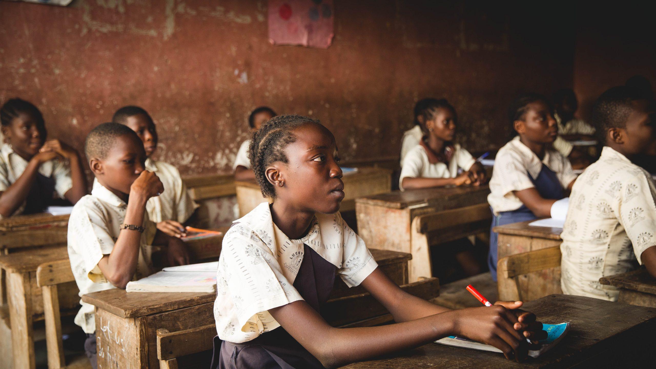 children, classroom