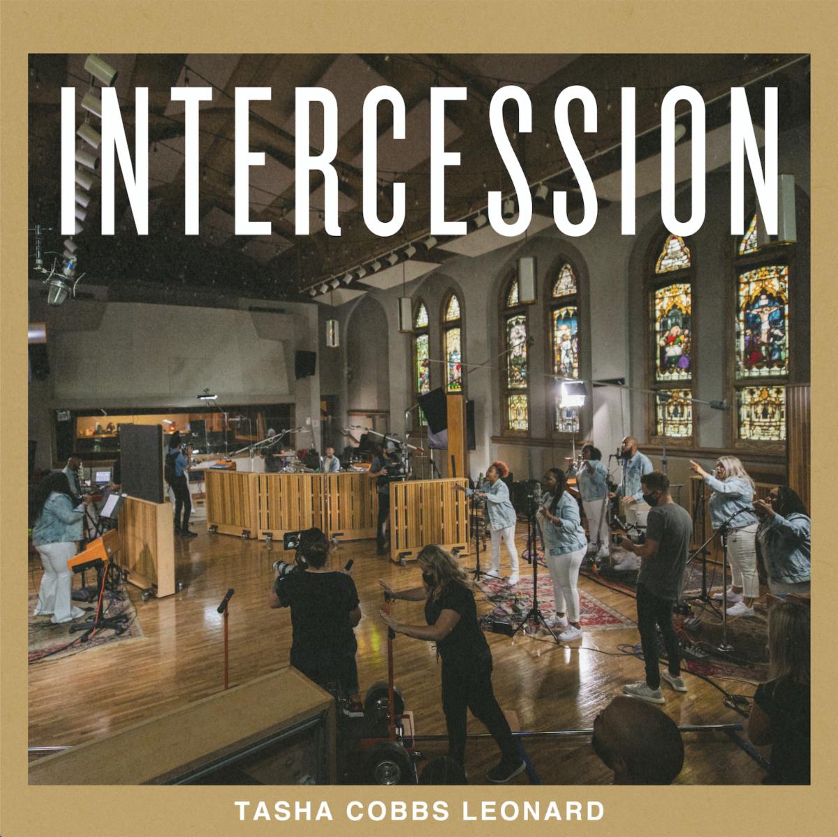 TASHA COBBS LEONARD 'INTERCESSION' EP