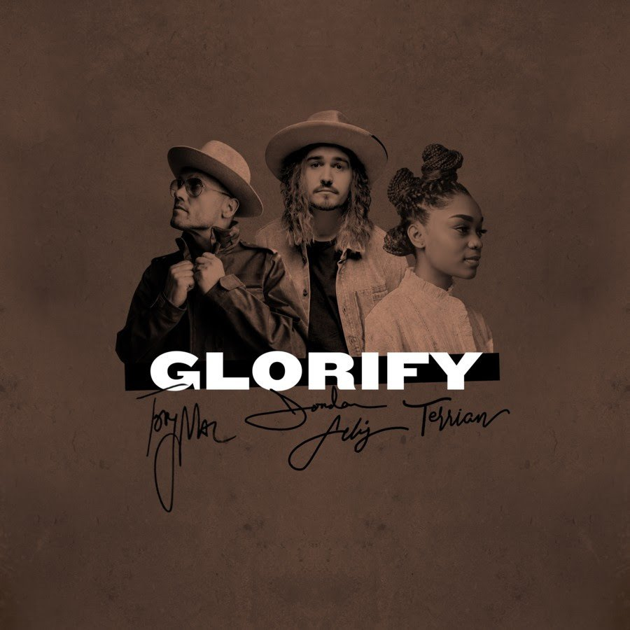 Glorify image with Jordan Feliz