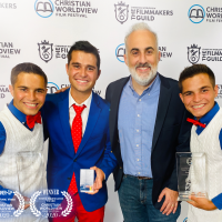 3 Heath Brothers Honored at the Christian Worldview Film Festival