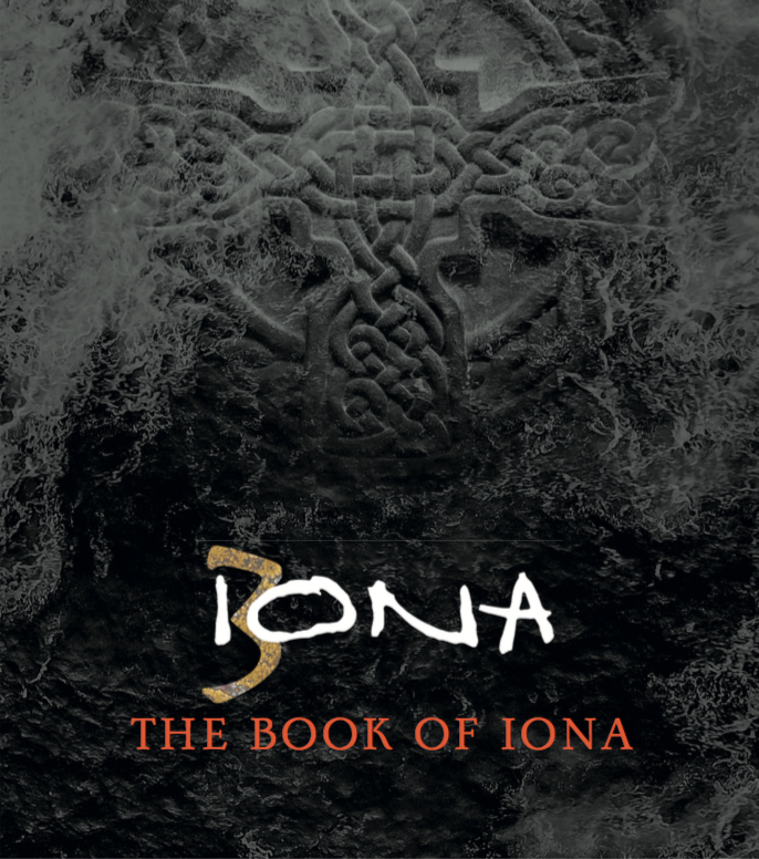 Book of Iona cover