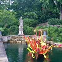 10th Anniversary of Chihuly at Cheekwood Glows with Exotic Beauty