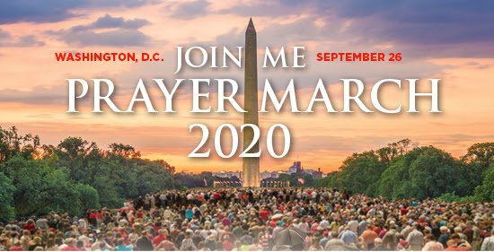 Prayer March 2020 image