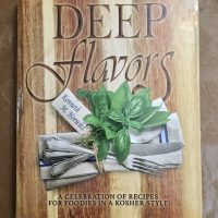 'Deep Flavors' Kosher Cuisine Cookbook Available for Home Cooks