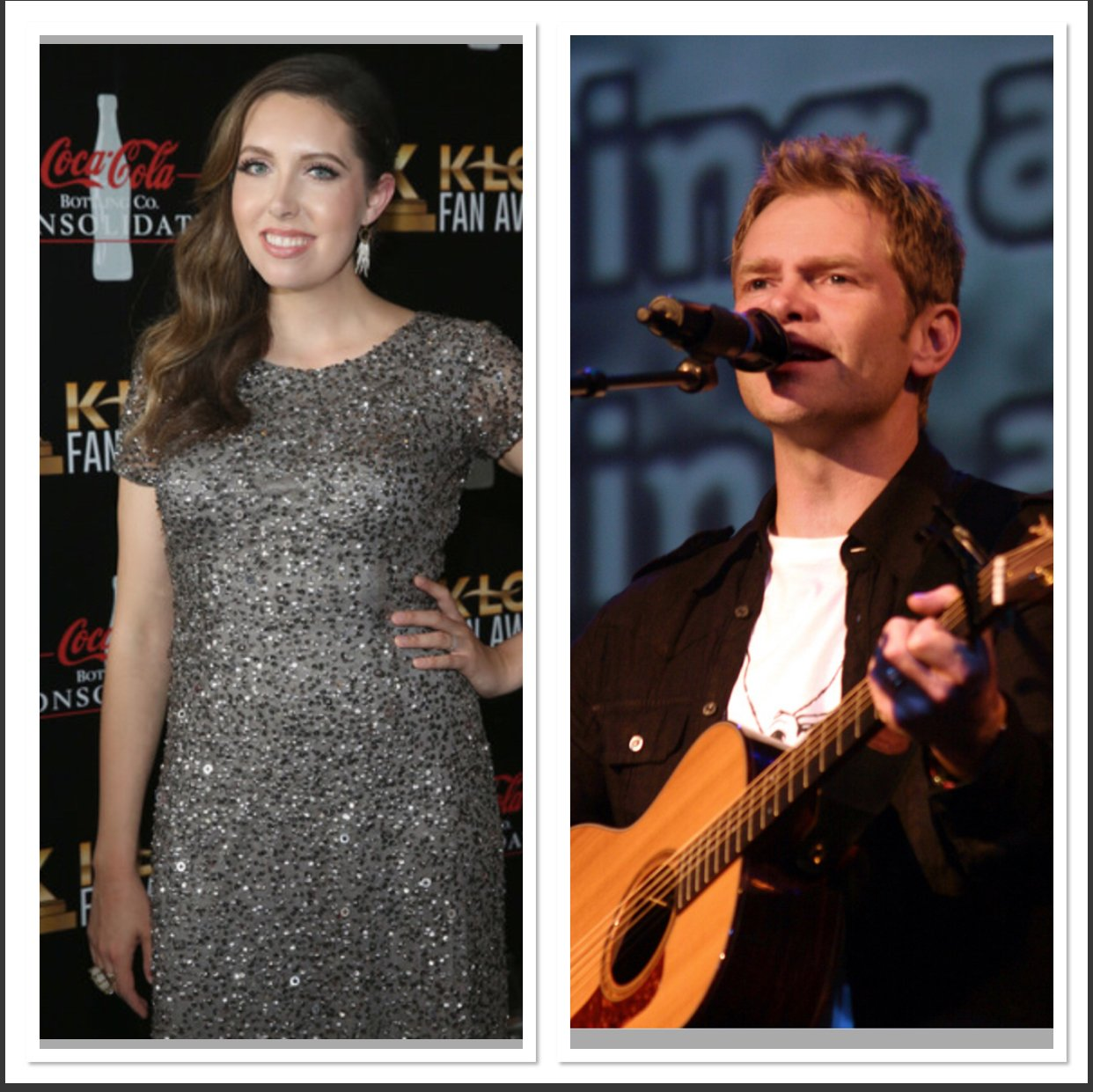 Steven Curtis Chapman & Francesca Battiste photos