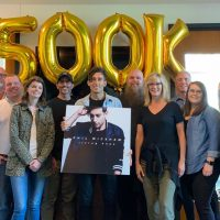 Phil Wickham's 'Living Hope' Certified Gold