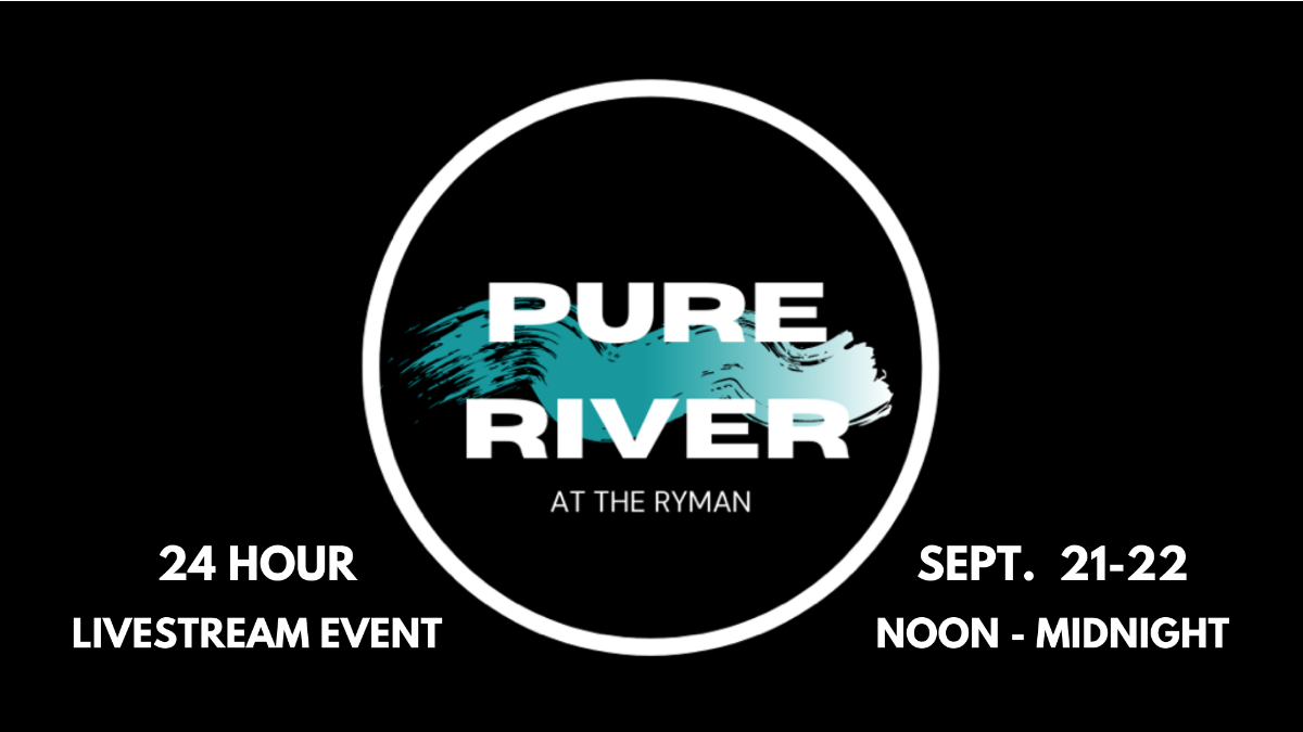 Pure River logo