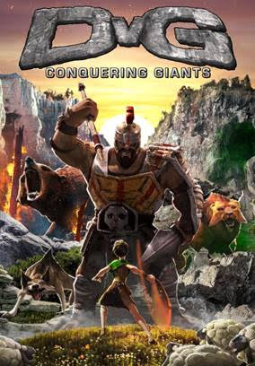 New VR game DvG: Conquering Giants artwork