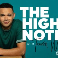 AccessMore Adds The High Note with Tauren Wells Podcast