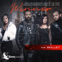 Skillet Fries Up Two 2020 Dove Awards