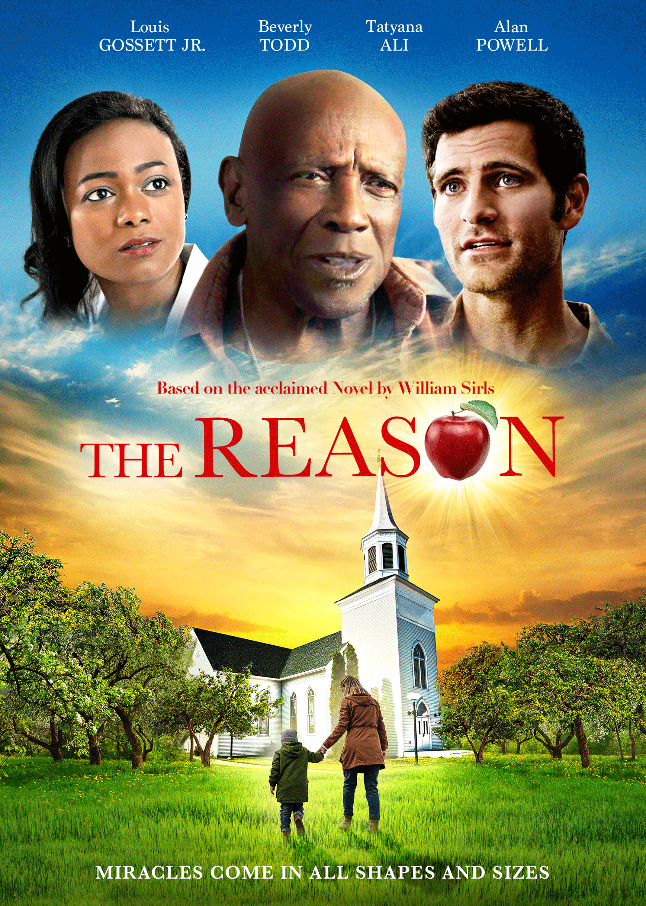 "Cover art for ""The Reason"""