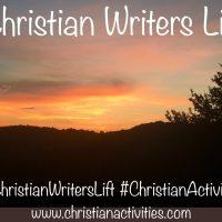 Christian Writers Lift on Twitter Promotes Faith-Based Writers on Sundays