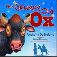 'The Grumpy Old Ox' New Christmas Story for Children, Book Review