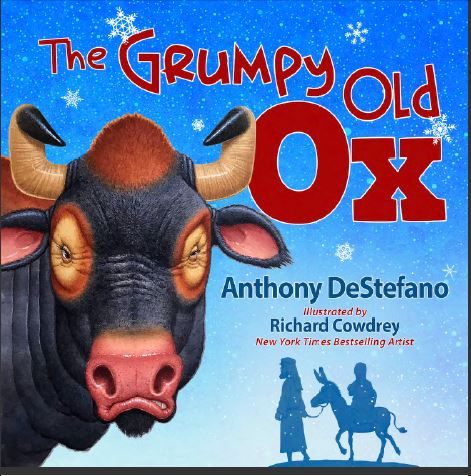 Grumpy Old Ox book cover