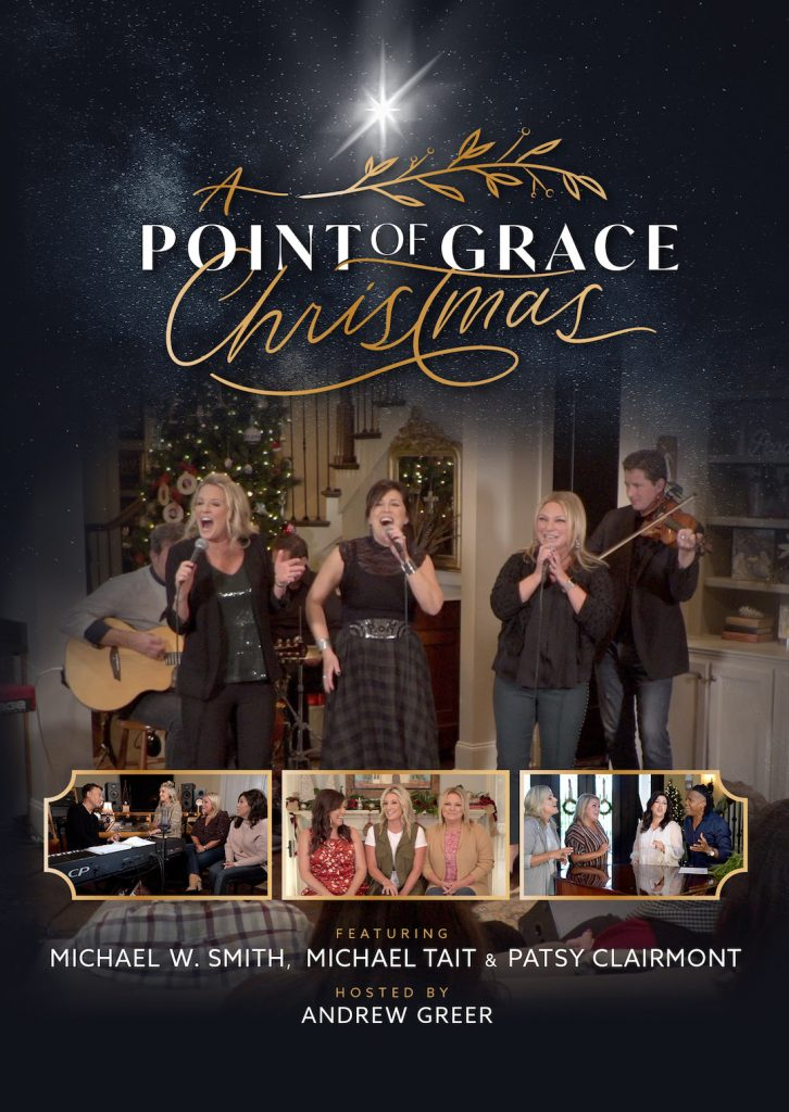 Point of Grace Christmas Special art