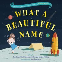 New Hillsong Worship Kids Book 'What a Beautiful Name'