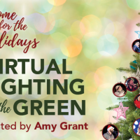 Have a Very Virtual Christmas with Amy Grant, Point of Grace, Lauren Daigle & more!