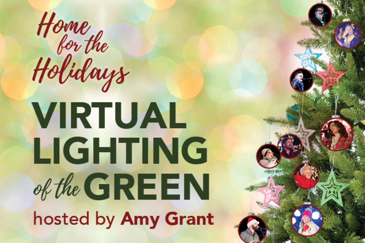 Virtual Lighting of the Green