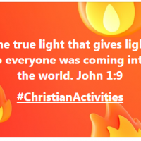 An Advent Scripture–John 1:9