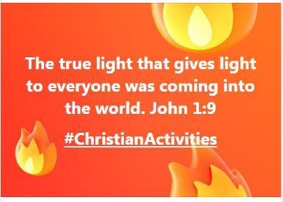 John 1:9 image