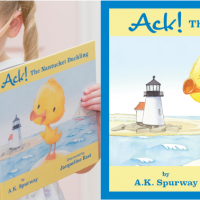 Ack! The Nantucket Duckling–Childrens Book Review