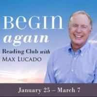 Max Lucado to Host Online Reading Club