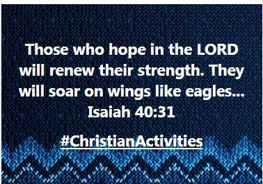 Isaiah 40: 30, 31