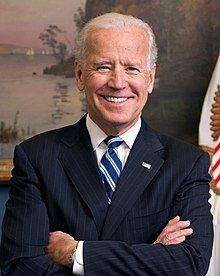 Joe Biden official portrait, 2013