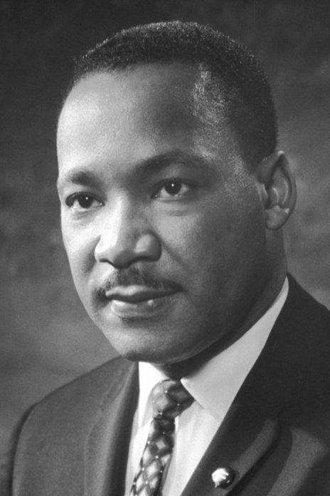 Photo of MLK