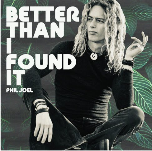 Phil Joel 'Better Than I Found It' cover