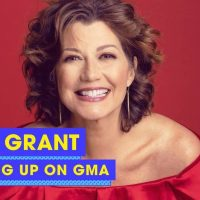 AMY GRANT to Sing 'Every Heartbeat' on 'Good Morning America' Feb. 10