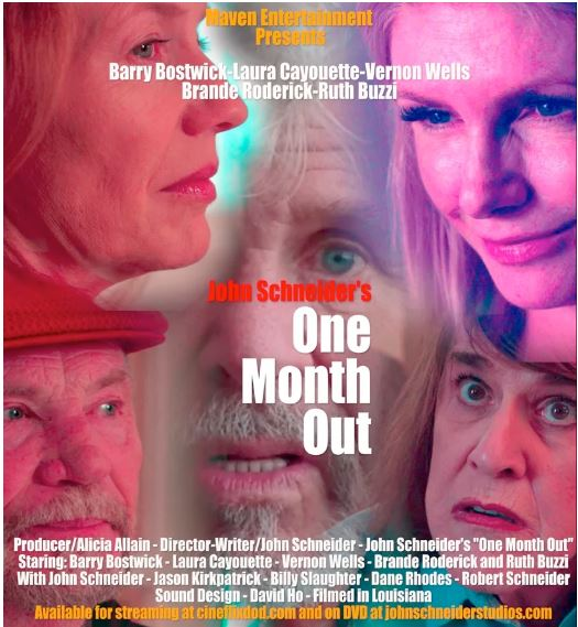 One Month Out promo