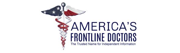 America's Frontline Doctors logo