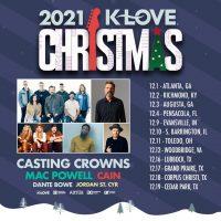 Jordan St. Cyr Drops New Video for 'Fires;' Tours on K-Love Tour