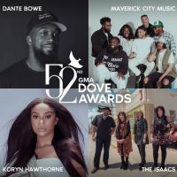 Performers Announced for 52nd Dove Awards